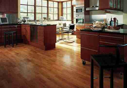 Choosing Wood Flooring When Remodeling A Kitchen in San
