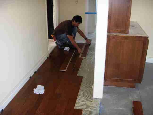 Engineered Versus Solid Hardwood