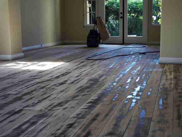 Wood Floor Resurfacing In Solana Beac Solana Flooring In Solana Beach