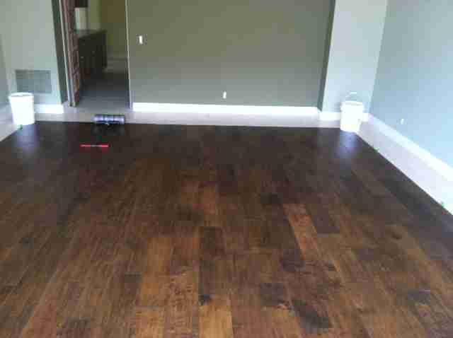 Concrete Wood Floor I LOVE This Its Stained To Look Like 736x551 · Hardwood  ... - Looking For Concrete Floor Wood Flooring Pictures To Pin On