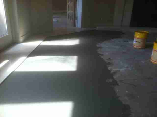 Hardwood Flooring Rancho Santa Fe preparation