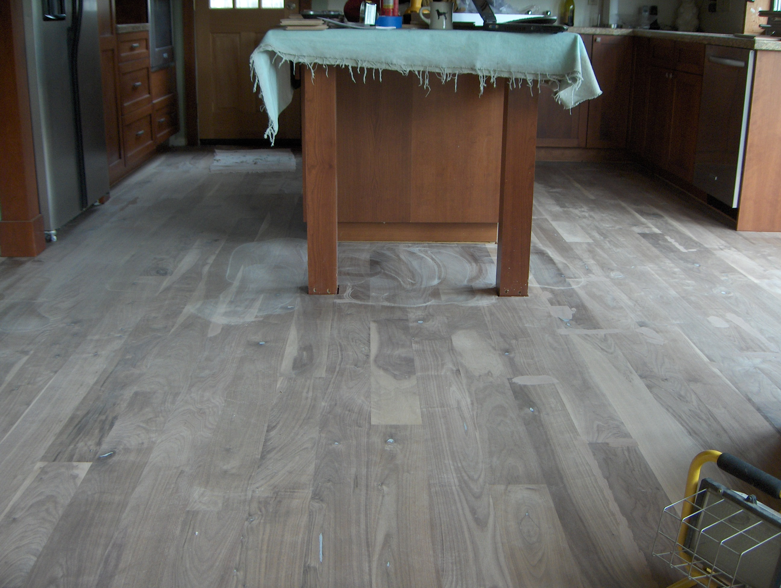 Wood Floor Refinishing in San Diego