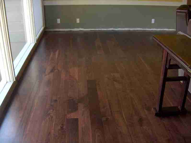 Wood floor refinishing in san diego solana flooring in for Hardwood floors san diego