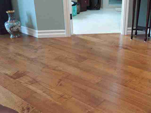 "5"" Maple Hardwood in University City"