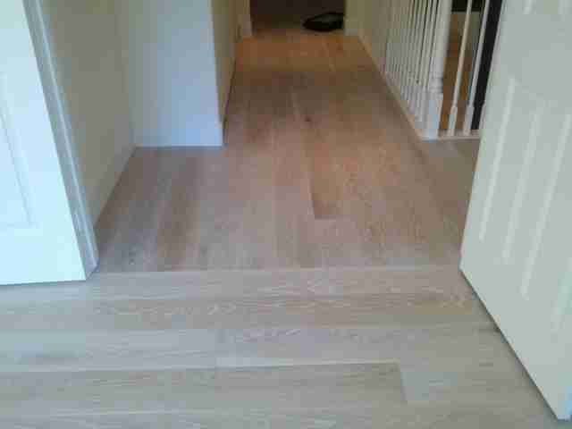 French White Oak Hardwood Carmel Valley