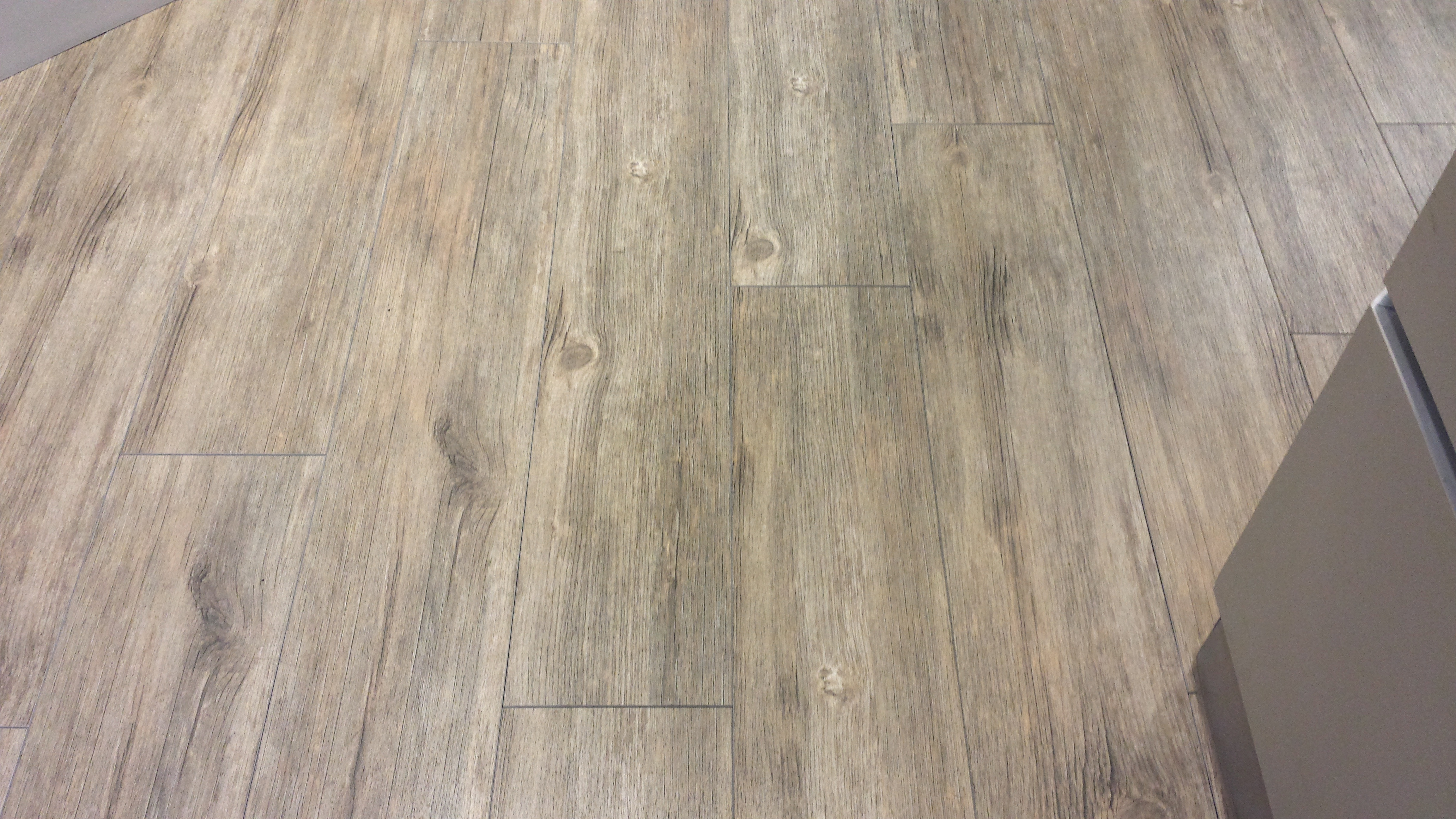 Wood Look Luxury Vinyl Tiles
