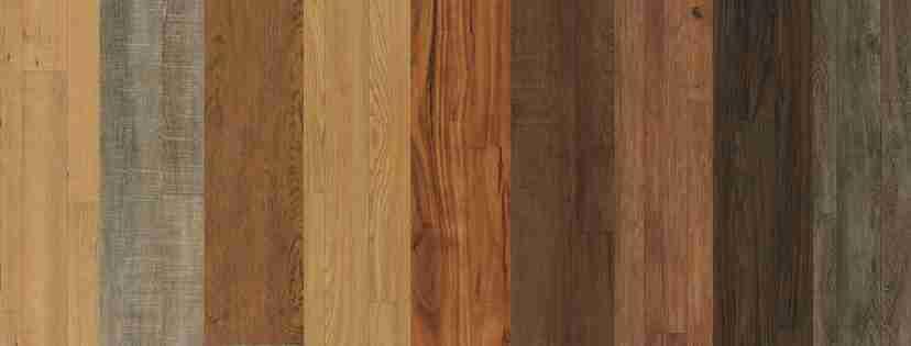 Wood Look Vinyl Plank Floor