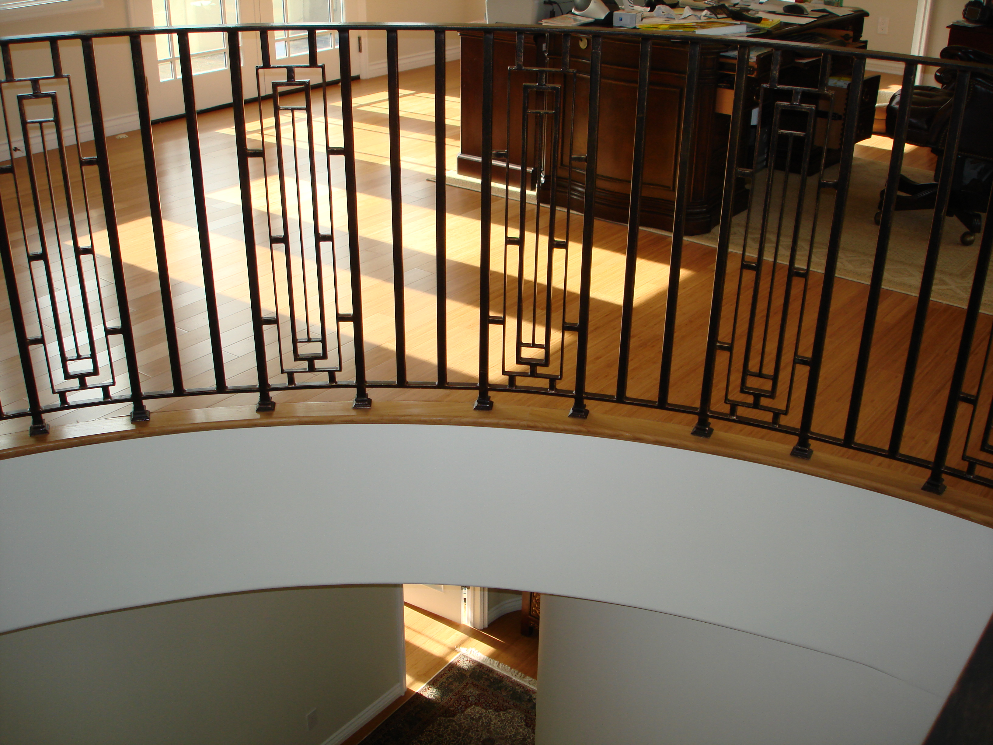 Custom Stair Detailing
