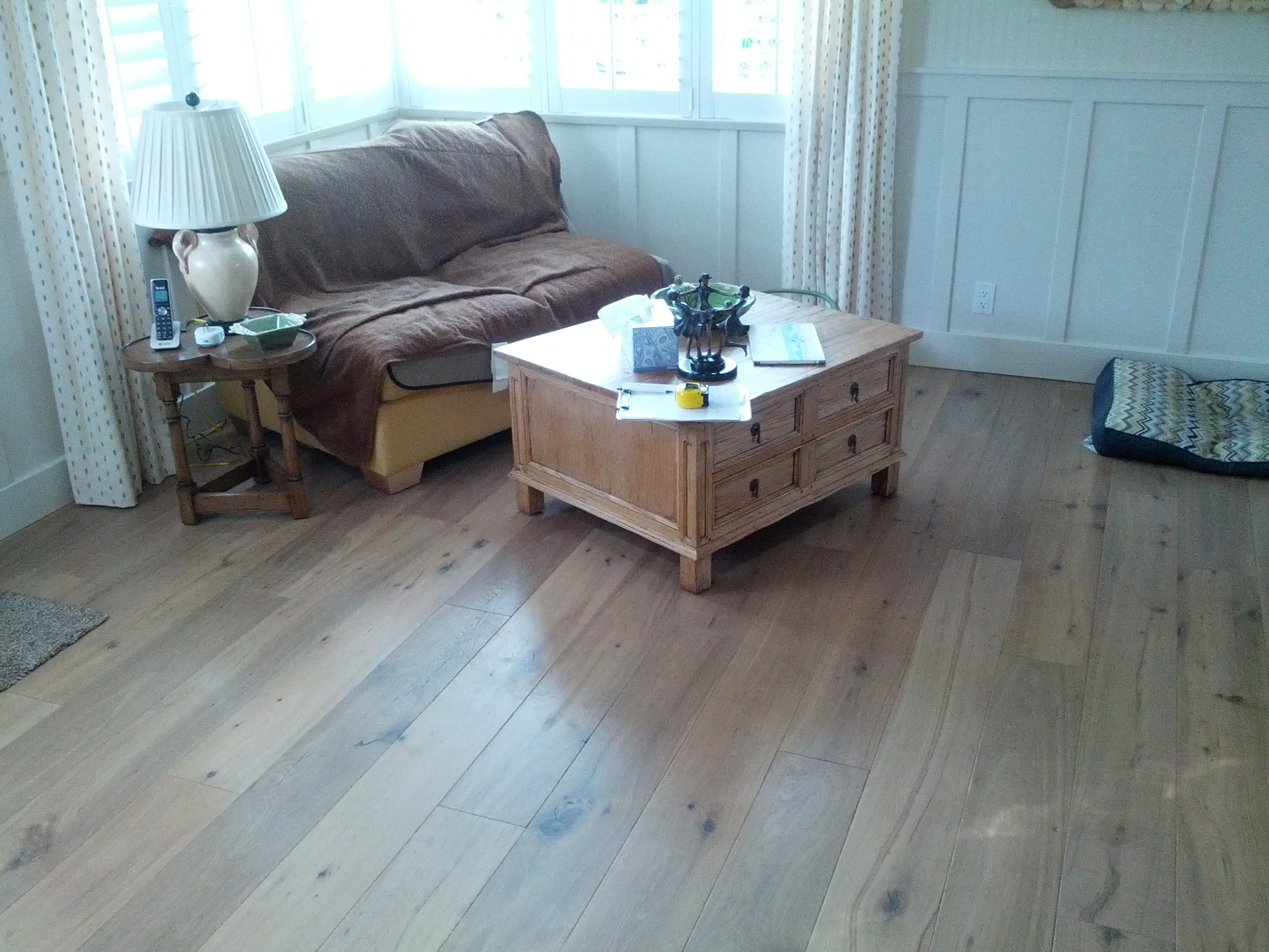 Popular Oil Finish Floors